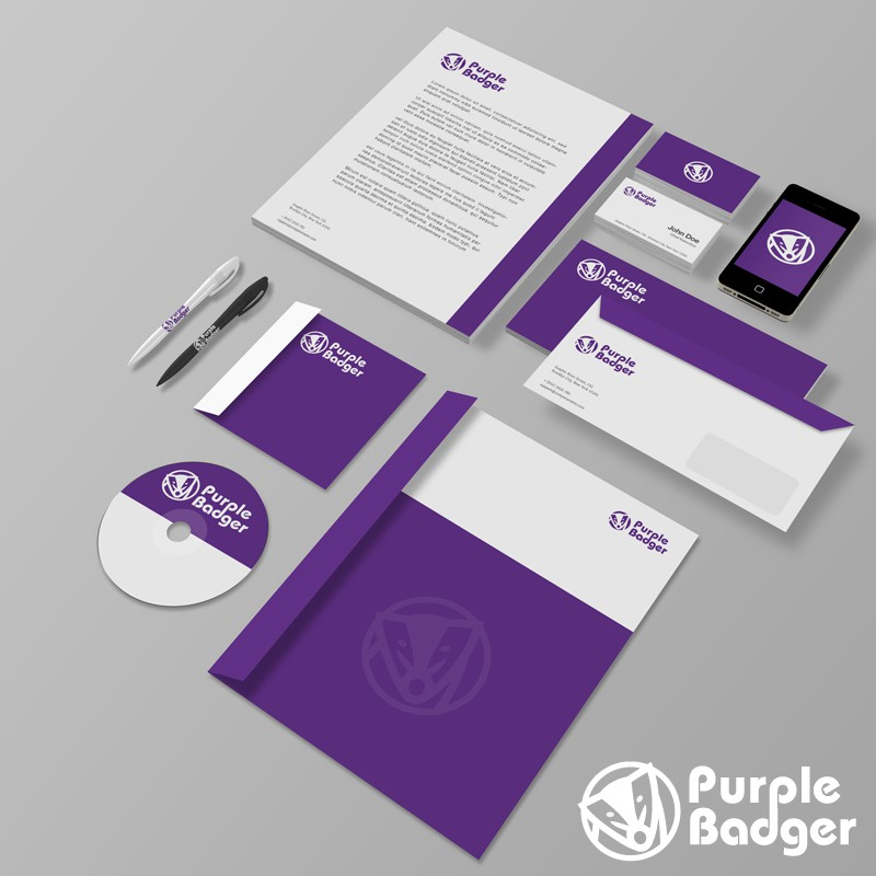 New logo wanted for Purple Badger
