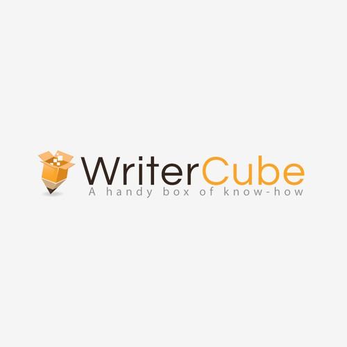 Help WriterCube with a new logo