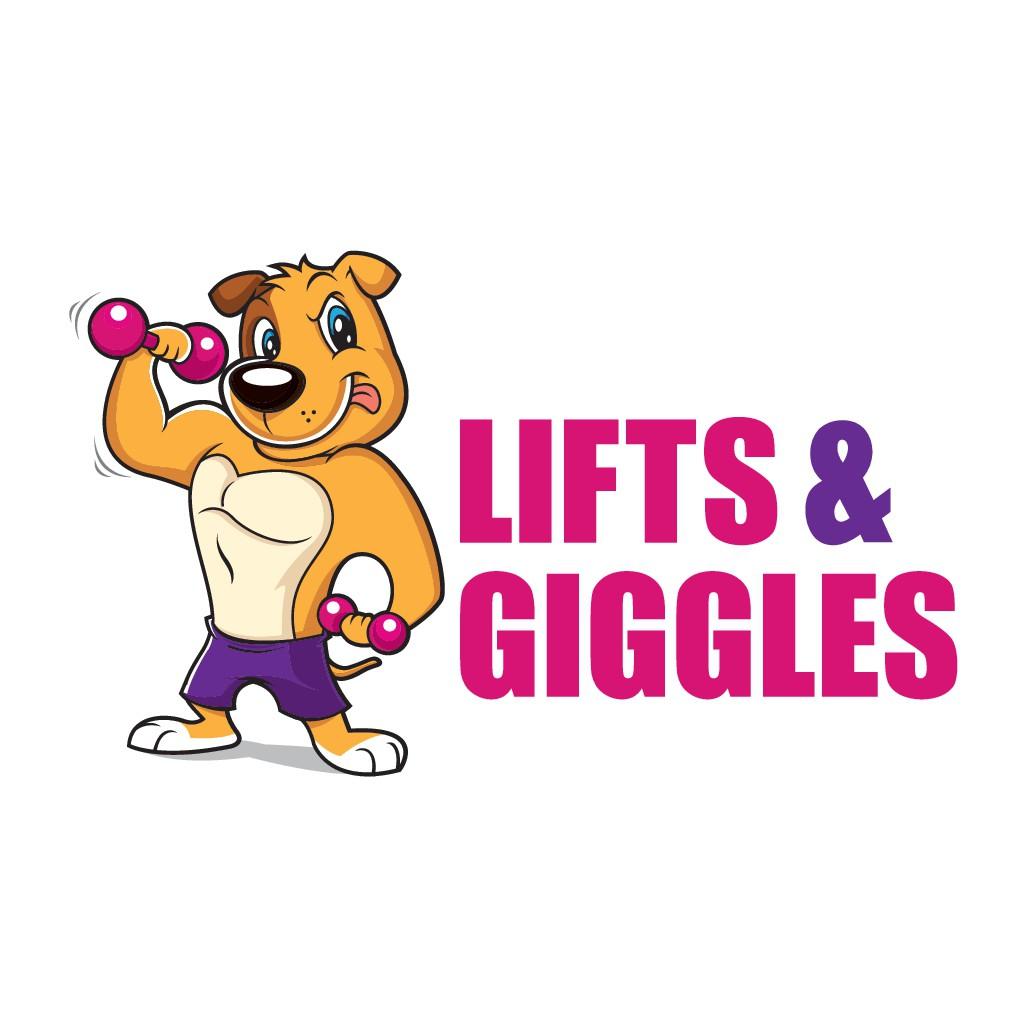 Design a hipster logo for gym apparel