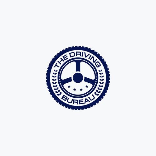 'The Driving Bureau' Logo Design Concept