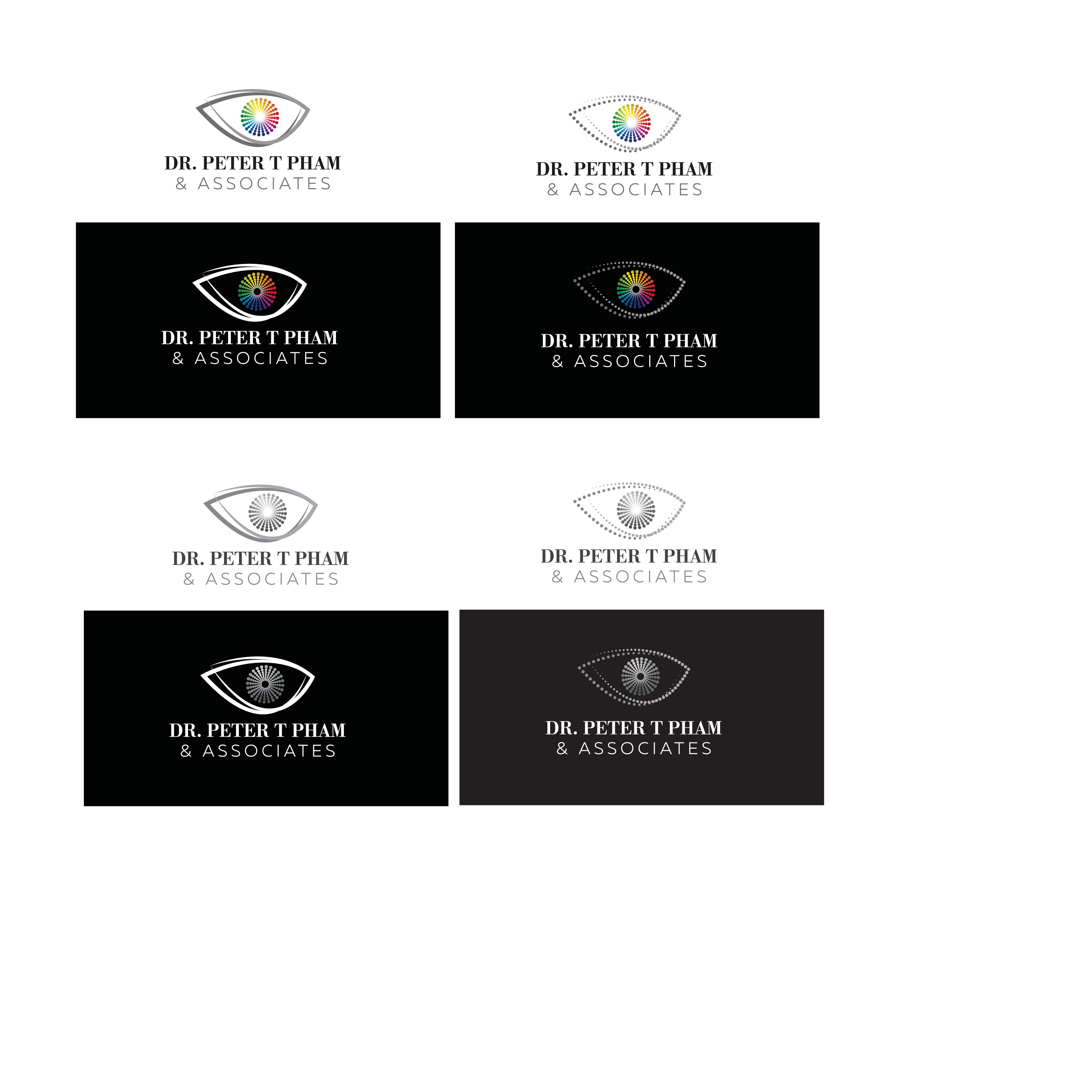 Cutting edge eye care logo that exudes style and innovation!