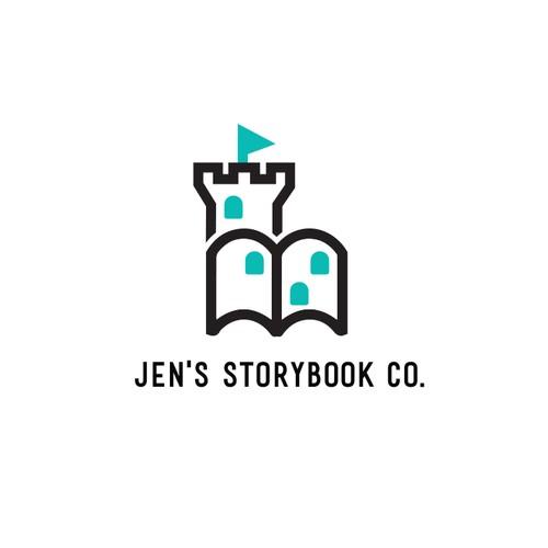 Logo for Storybook Co. Publishing