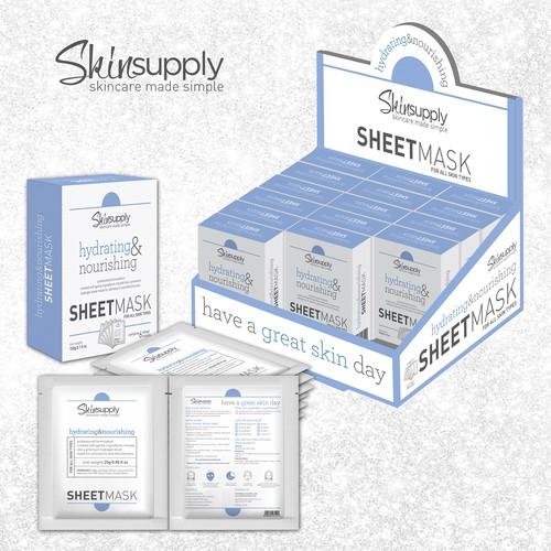 Sheet Mask Packaging