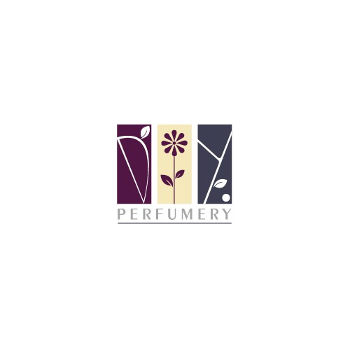 Logo design for DIY perfumery