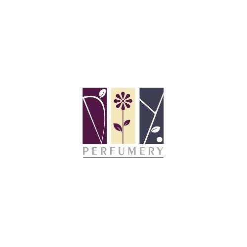 Logo design for DIY perfumery