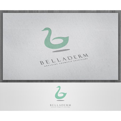 Logo for BellaDerm