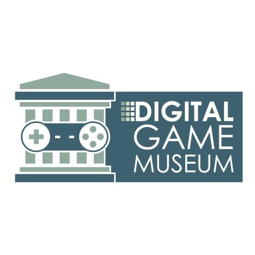 logo for Digital Game Museum