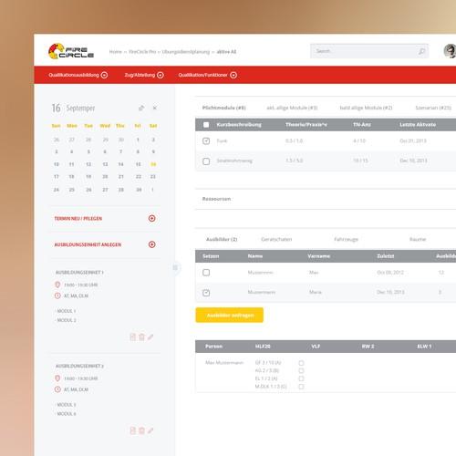 Fire Fighter Desktop App