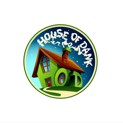 House Of Dank Logo