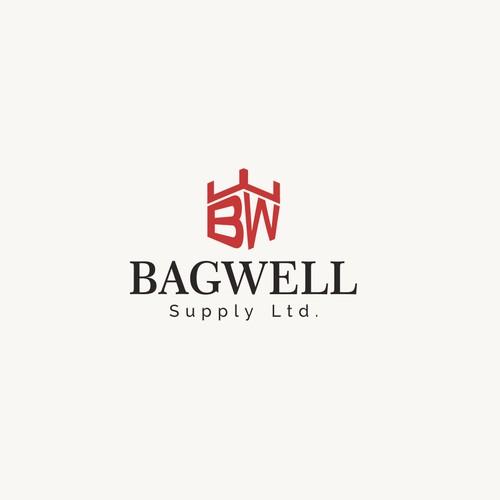 Logo for industrial bag