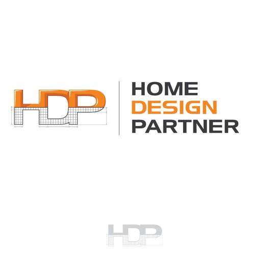 Logo for HOME DESIGN PARTNER