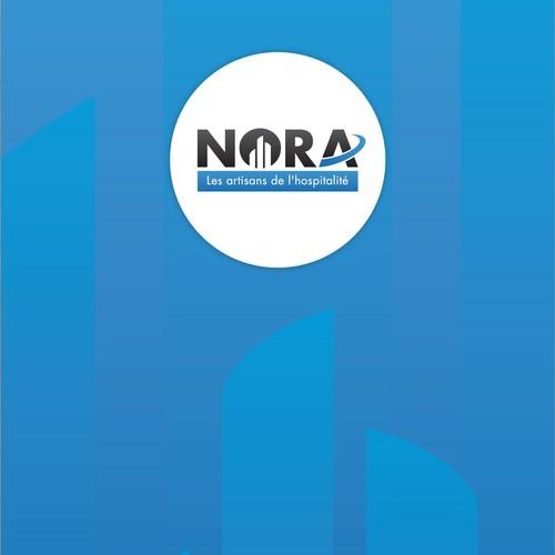 Logo & Brand Identity for NORA