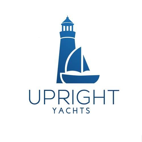 Yacht management company logo