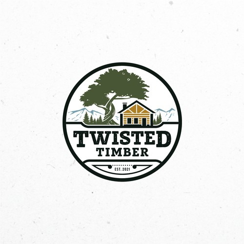 Twisted Timber