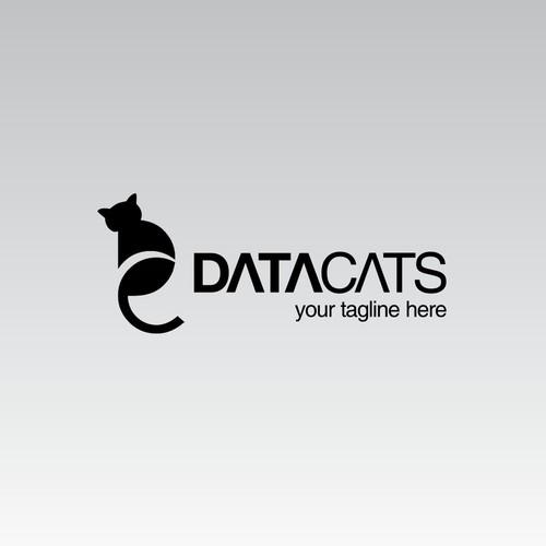 DataCats, a Captivating Catalog Cat Character