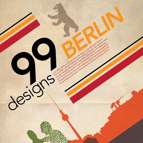 Bauhausy poster