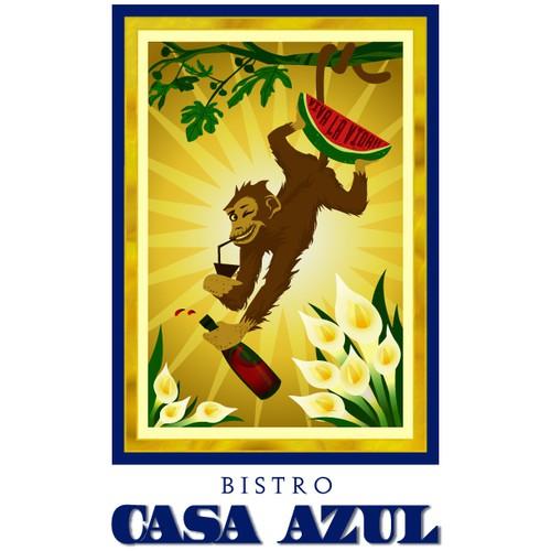 great mexican restaurant logo design contest