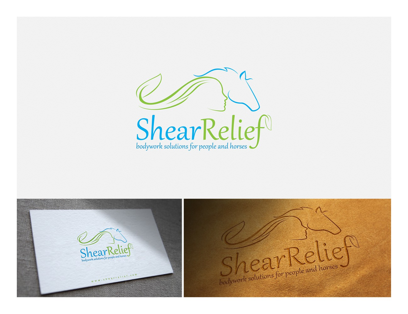 logo for Shear Relief