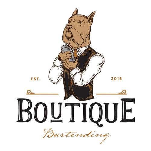 Boutique Bartending Logo
