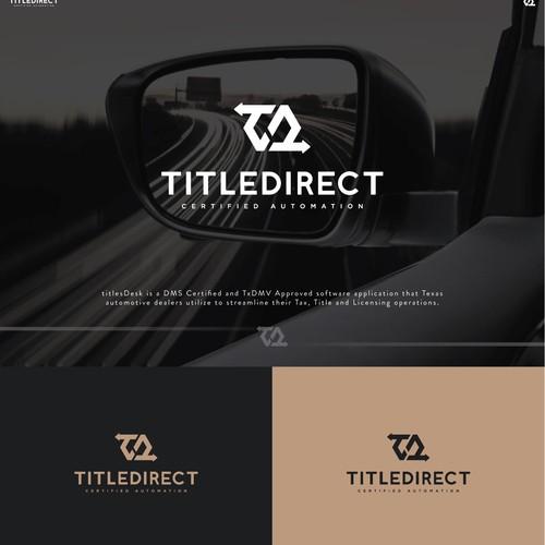 logo design for Titledirect