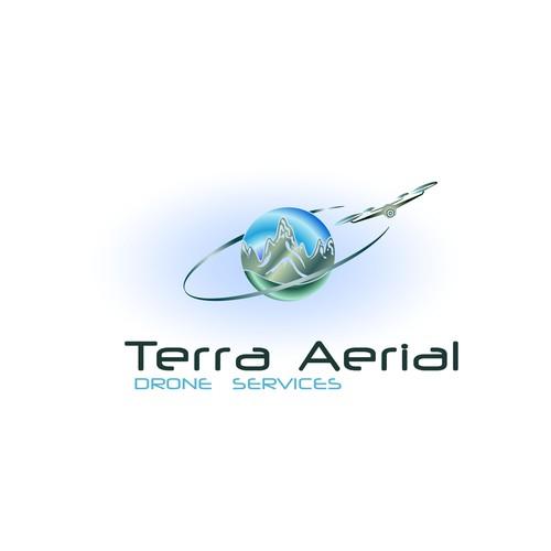 Logo for Drone Company