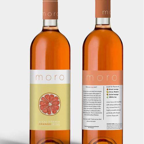 California Orange Wine