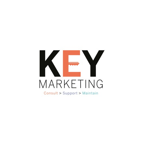 Key Marketing Logo 5