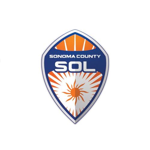 Sonoma County Sol New Logo