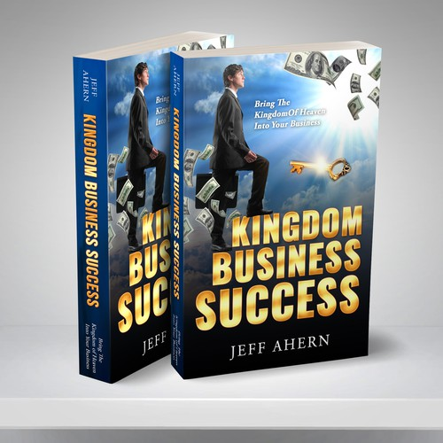 Book cover design for Kingdom Business Success