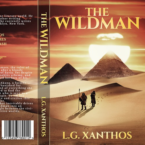 The Wildman Book Cover