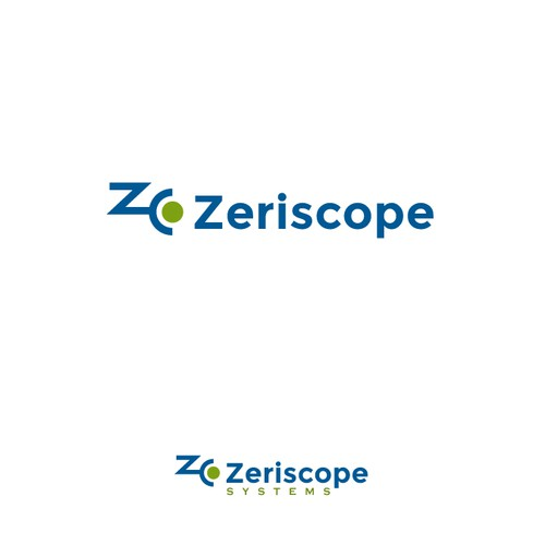Create a visually stunning logo for Zeriscope Systems