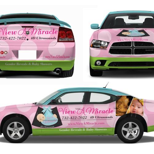 Baby Car Wrap