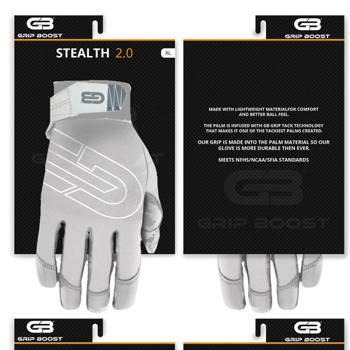 Football Glove Packaging