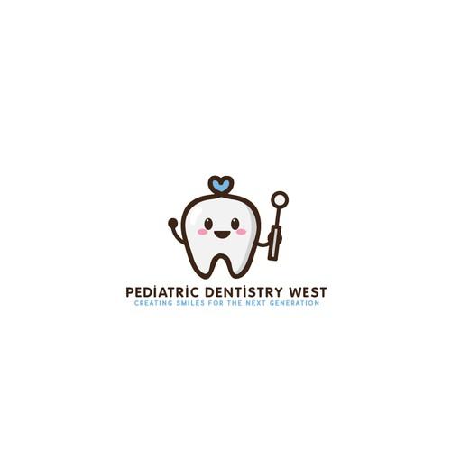 Playful Dentist Logo Design