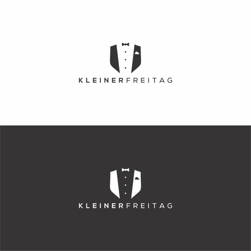 Kleiner Freitag | fancy, modern logo for our new Thursday Party !