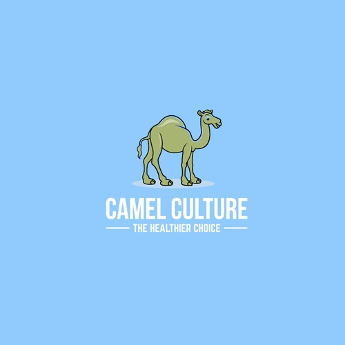 Healthy Camel Milk Company NEEDS LOGO!