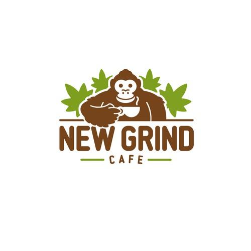 New Grind Cafe Logo