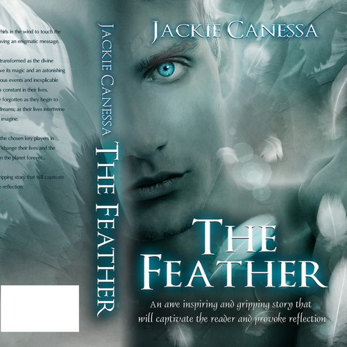 The Feather Book Cover