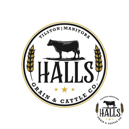 Halls Grain & Cattle Co.