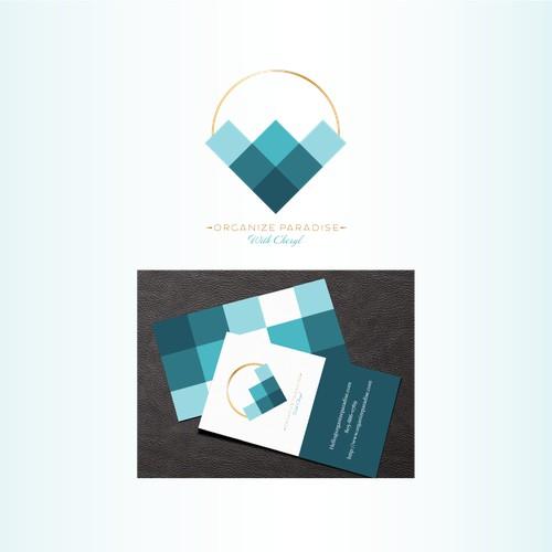Minimalist Brand Identity for Organizational Professional