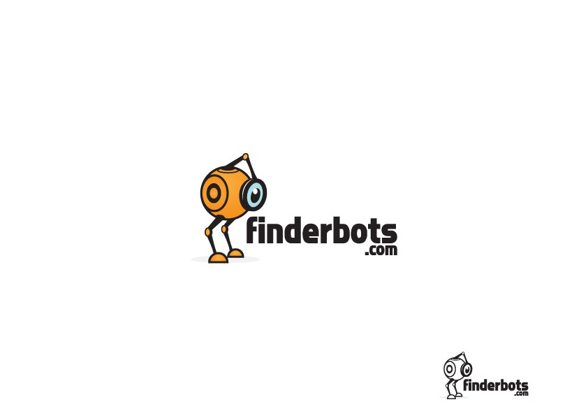 New logo wanted for FinderBots.com