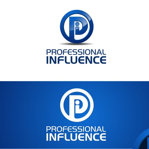 Professional Influence needs a new logo