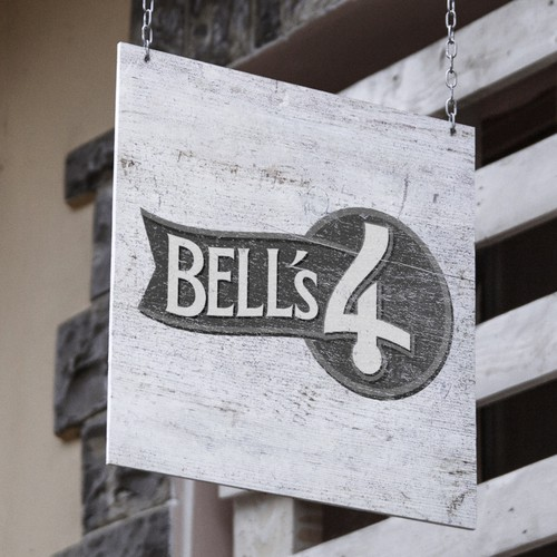 Logo for Bell's 4 Pub