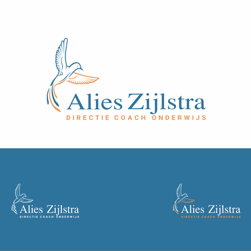 logo for alies zijlstra