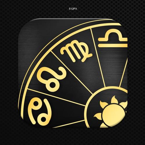 Android horoscope app icon