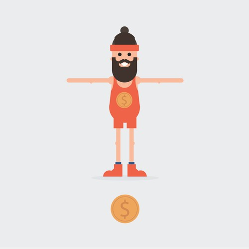 App mascot/character
