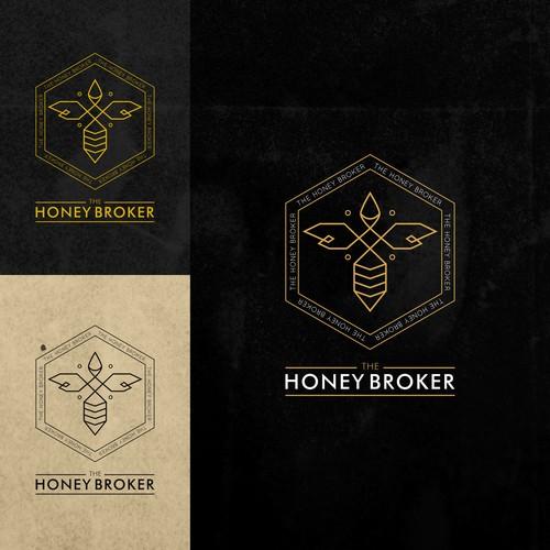 Iconic Design for Gourmet Honey Co.