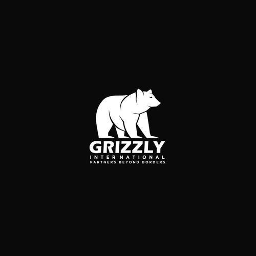 bear logo concept
