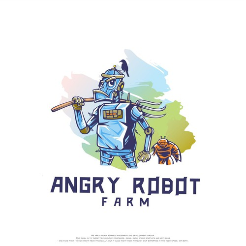 amgry robot farm
