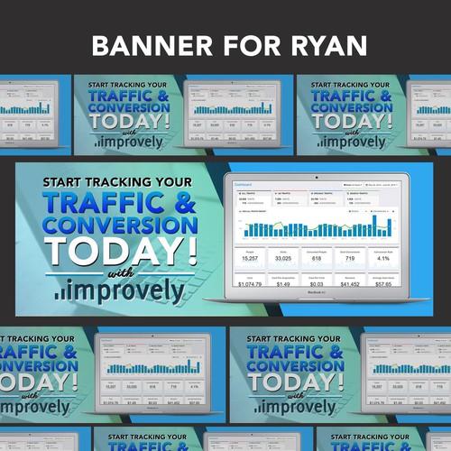 """Banner for """"Start Tracking..."""""""